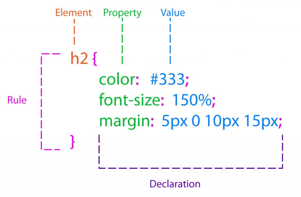 CSS Anatomy